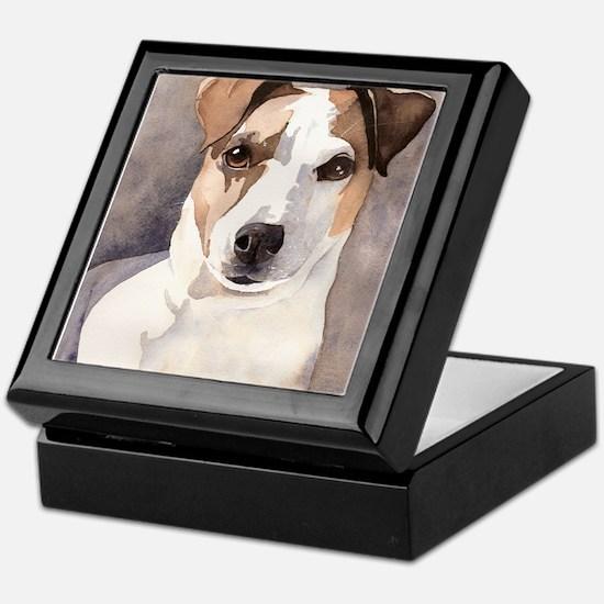 Jack Russell Terrier Stuff! Keepsake Box