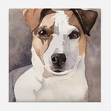 Jack Russell Terrier Stuff! Tile Coaster