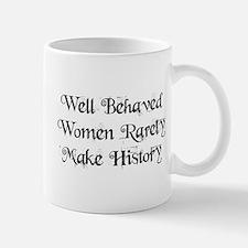 Well Behaved Small Small Mug