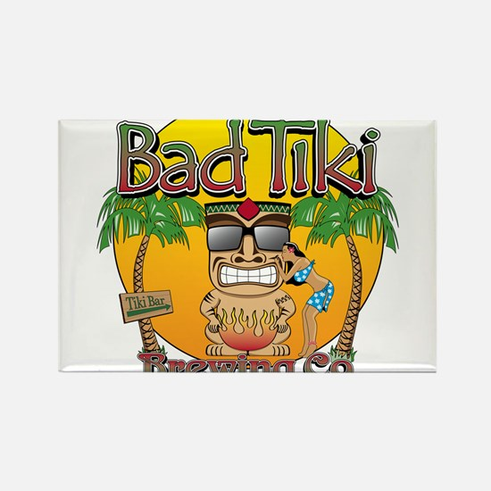 Bad Tiki - Revised Magnets