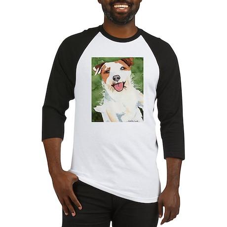 Jack Russell Terrier Giftware Baseball Jersey