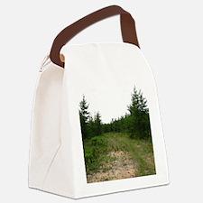 michigan U.P. forrest Canvas Lunch Bag