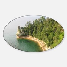michigan picture rocks Decal