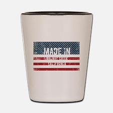 Made in Walnut Creek, California Shot Glass