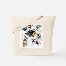 Cute Frogs Tote Bag