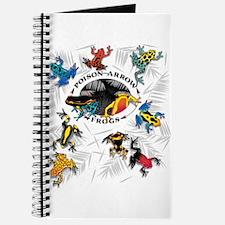 Cute Frogs Journal