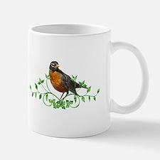 Beautiful Robin Mug