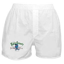 Cute Poison dart frog Boxer Shorts