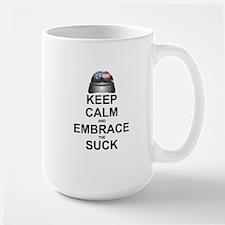 Keep Calm Large Mug
