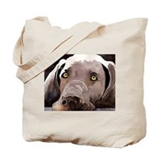 Weimaraner Tote Bag