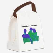 Cheaters Canvas Lunch Bag