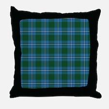 Tartan - Irvine Throw Pillow