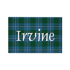 Tartan - Irvine Rectangle Magnet (10 pack)