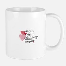 Abba's Heart Mug