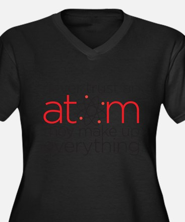 Atom Plus Size T-Shirt