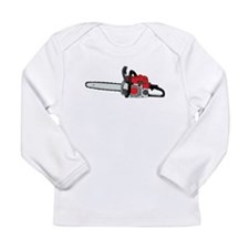 Chainsaw Long Sleeve T-Shirt