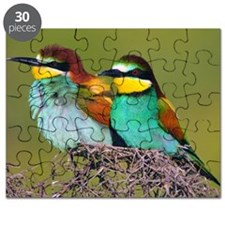 European Bee-eaters Puzzle