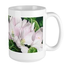 Large Apple Blossom Mugs