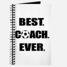 Best. Coach. Ever. Black Journal