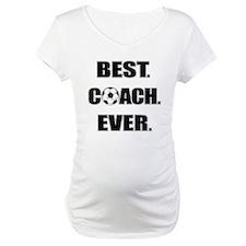 Best. Coach. Ever. Black Shirt