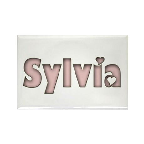 Sylvia Rectangle Magnet (10 pack)