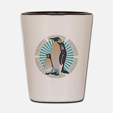 Penguin Animal Classic Shot Glass