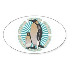 Penguin Animal Classic Decal