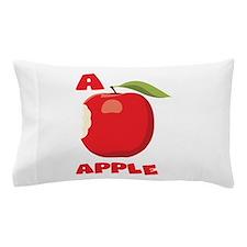 A Aplle Pillow Case