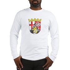 Coat of arms of Rhineland Pala Long Sleeve T-Shirt