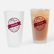 1959 Timeless Beauty Drinking Glass