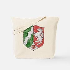 Coat of arms of North Rhine Westfalia Tote Bag