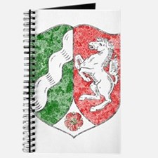 Coat of arms of North Rhine Westfalia Journal