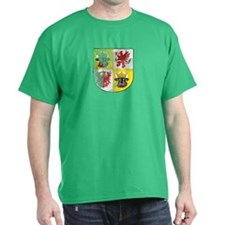 Coat of arms of Mecklenburg Western P T-Shirt