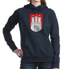 Coat of arms of Hamburg Hooded Sweatshirt