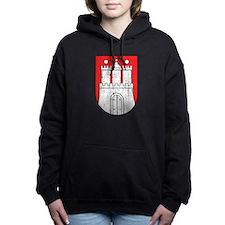 Coat of arms of Hamburg Hooded Sweatshirt