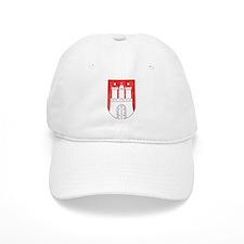 Coat of arms of Hamburg Baseball Cap