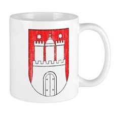 Coat of arms of Hamburg Mug