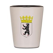 Coat of arms of Berlin Shot Glass