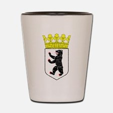 Coat of arms of Berlin Shot Glass
