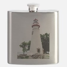 Marblehead Lighthouse Flask