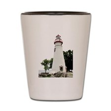 Marblehead Lighthouse Shot Glass