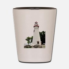 Marblehead Lighthouse Shot Glass