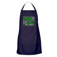 Spinal Cord Injury HowStrongWeAre1 Apron (dark)