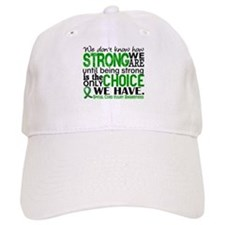Spinal Cord Injury HowStrongWeAre1 Baseball Cap