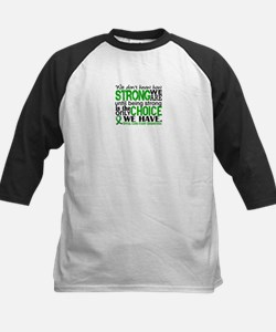 Spinal Cord Injury HowStrongW Kids Baseball Jersey
