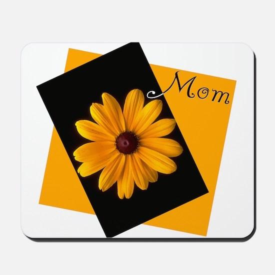 Mom (Sunny Flower) Mousepad