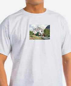 Grindelwald, Alpine Village T-Shirt