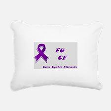 fucf Rectangular Canvas Pillow