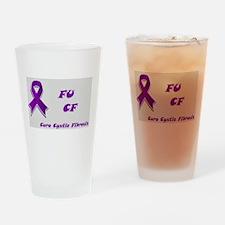 fucf Drinking Glass