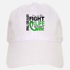 Spinal Cord Injury FightOfMyLife1 Baseball Baseball Cap